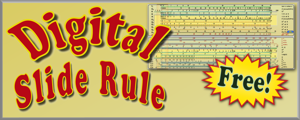 Digital Slide Rule Logo